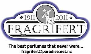 Fragrifert Parfumeur Logo